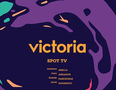Victoria Shoes - Tv Spot