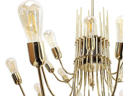 OCTUS suspension lamp