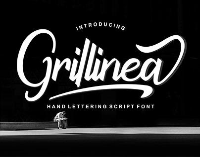 GRILLINEA font project