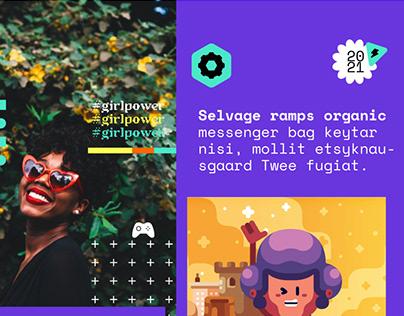 Webcore •identity redesign