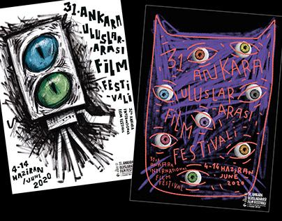 AUFF - Film Festival Poster