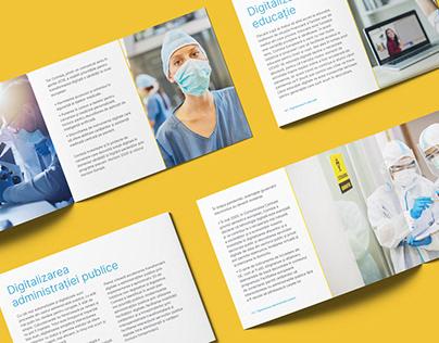 Renew Europe - Informational Brochures