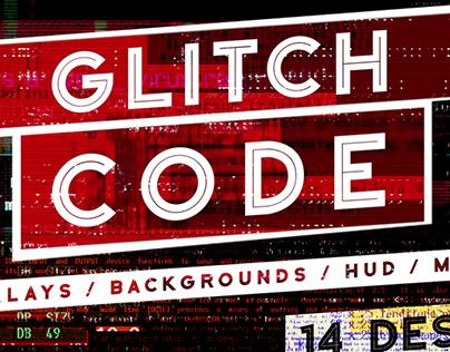 Glitch Codes - Motion Graphics