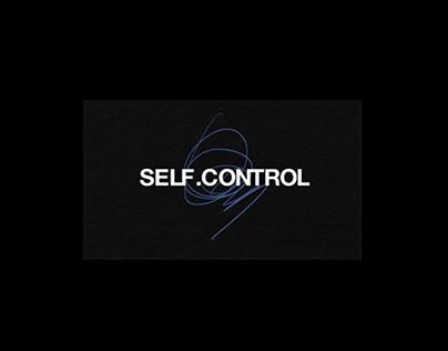 SELF.CONTROL - Product design