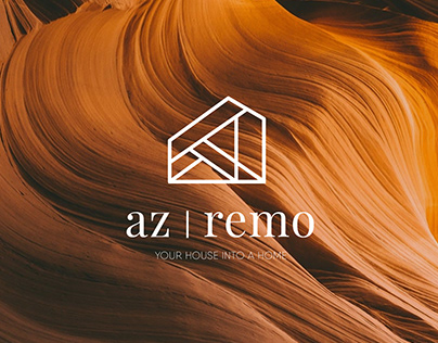 AZ Remo - Construction Logo