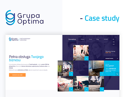 Grupa Optima - case study