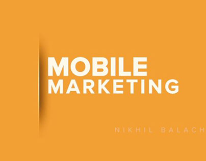 MOBILE MARKETING Motion Graphics
