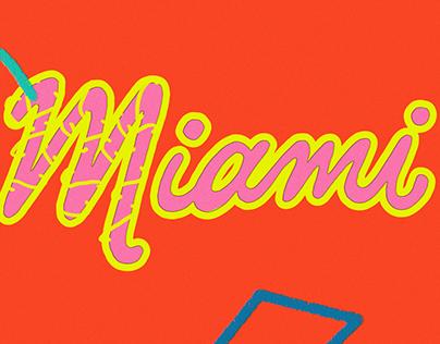 Tell Rembobinée - Miami (KNLO version)