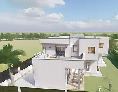Villa in Jerez