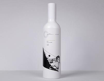 Wine Label Design —— Gotham Wines