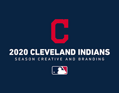 Cleveland Indians Season Creative And Branding