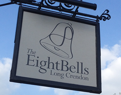 The Eight Bells – Brand Design