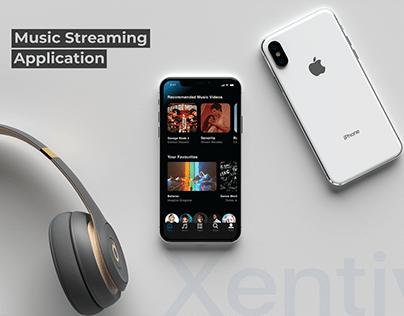 Music Player App: UI/UX