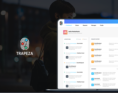 Trapeza - Web App