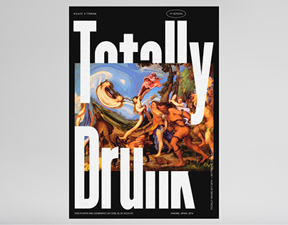 Totally Drunk 4th Edition