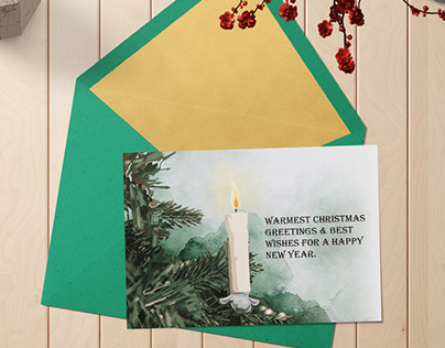 Christmas Card Designs, 2020