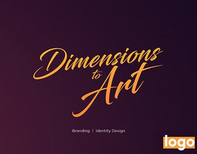 Dimensions To Art --Branding--