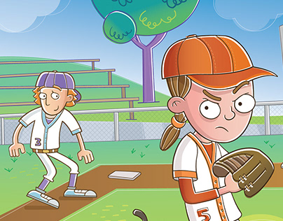 Baseball Standoff