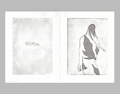 Artbook. 'Heimkehr' by Paul Celan.
