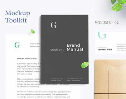 Free Mockup Toolkit Vol-02