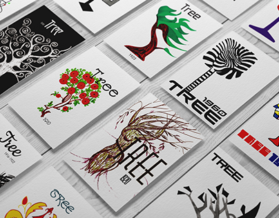 Evolution Tree in Graphics Design