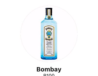 Liquor App (Flutter UI)