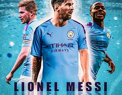 Messi no City