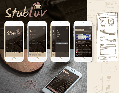 StubLuv – Social Sharing App for Concert Enthusiasts