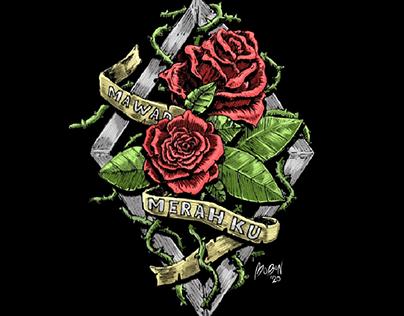 Mawar Merahku