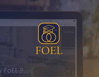 "New Logo Design ""FOEL"""