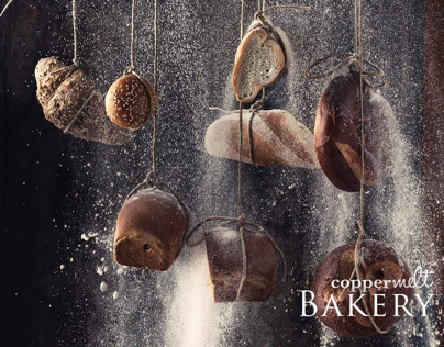 Coppermelt Bakery (food styling)