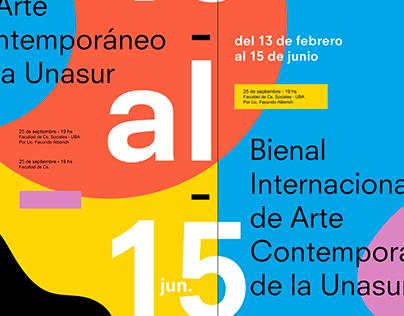 Bienal Internacional de Arte Contemporáneo de la Unasur