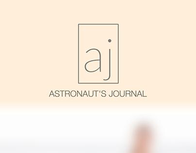 Astronaut's Journal