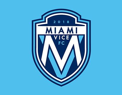 Miami Vice F.C. - Miami MLS Concept