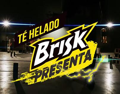Brisk Iced Tea - Invitational Apitatán & Cintascotch