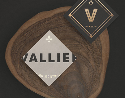 Bistro Vallier - Branding & Website