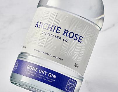 Archie Rose Bone Dry Gin