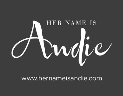 Her Name is Andie