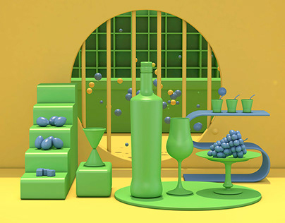 Set de Diseño 3D