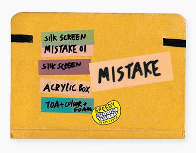 MISTAKE 01
