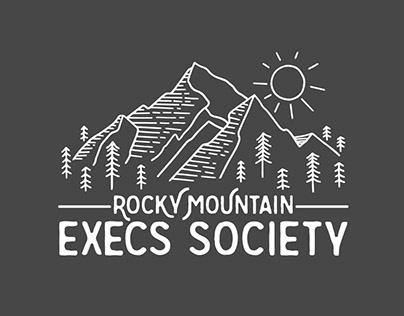 Rocky Mountain Execs Society - Branding