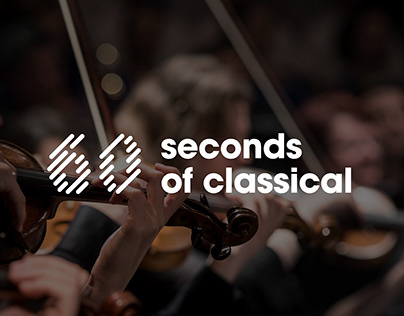 Logotype 60 Seconds of Classical | Music Distribution