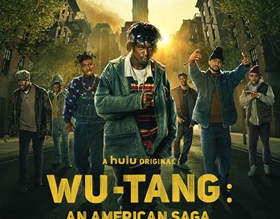 WU-TANG: AN AMERICAN SAGA - Keyart