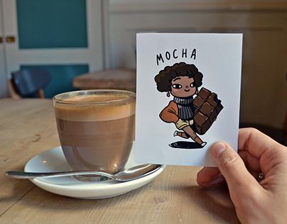 Coffee Characters!