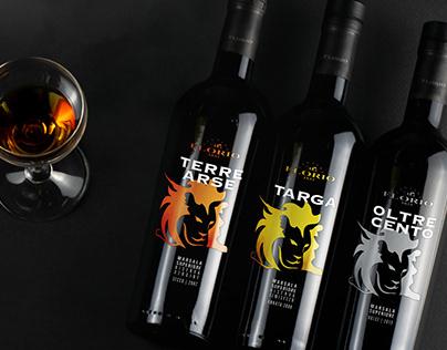 Florio Gourmet Marsala Label Redesign