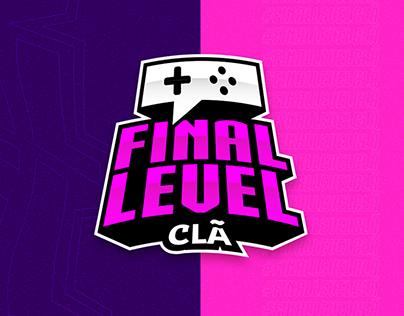 Final Level Clã | ID Visual