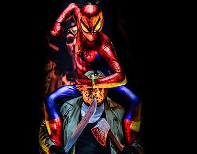 Spider x Jason