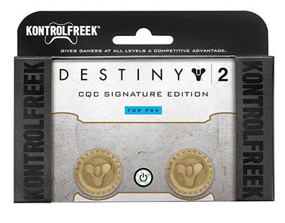 Destiny 2 Kontrolfreek packaging