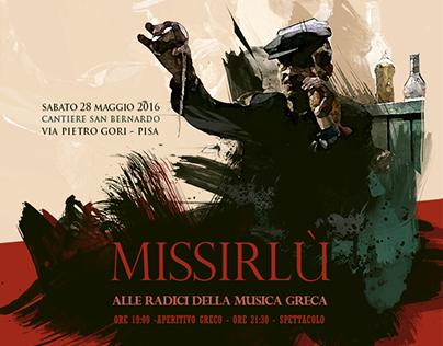 Missirlù - A greek music night