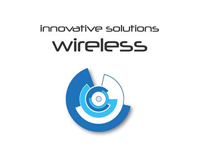 IS-Wireless Brand Design